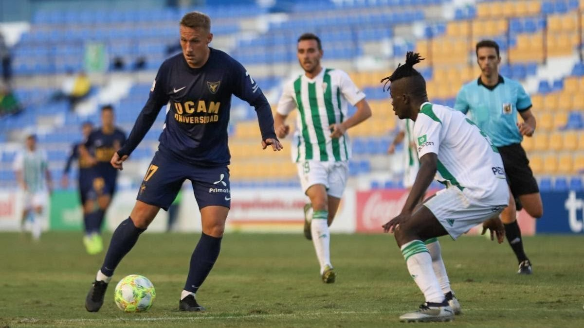 El UCAM Murcia-Córdoba CF, el domingo 31 a las 17.00 horas en La Condomina