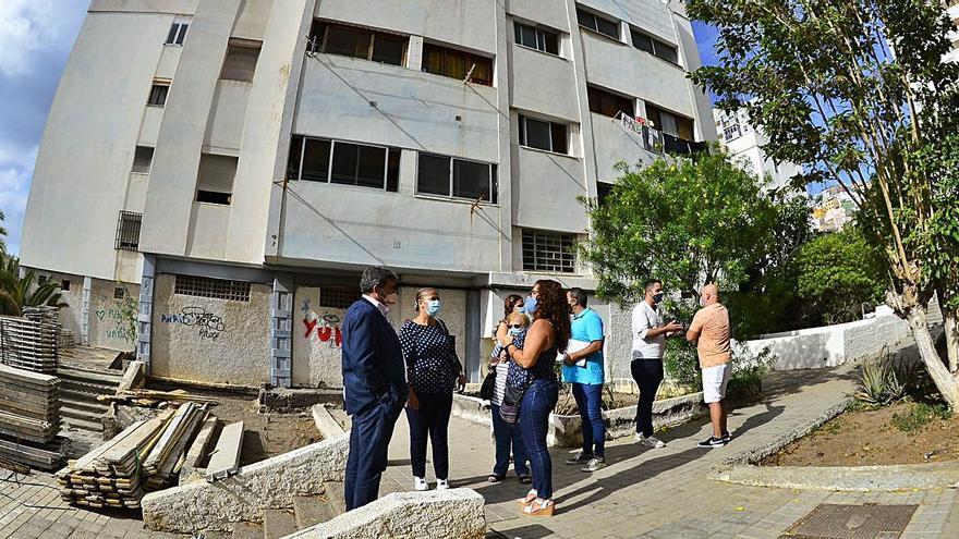 Sale a concurso la rehabilitación de 200 viviendas en la Vega
