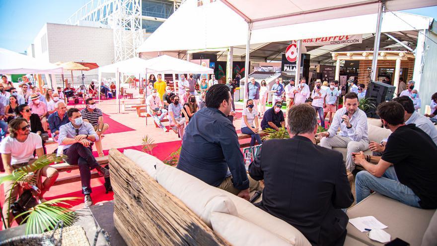 La feria de construcción de Ibiza ya tiene fecha para el próximo año tras un estreno de éxito