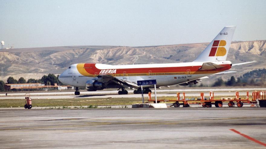 Iberia anuncia un ERTE por causas organizativas y de producción