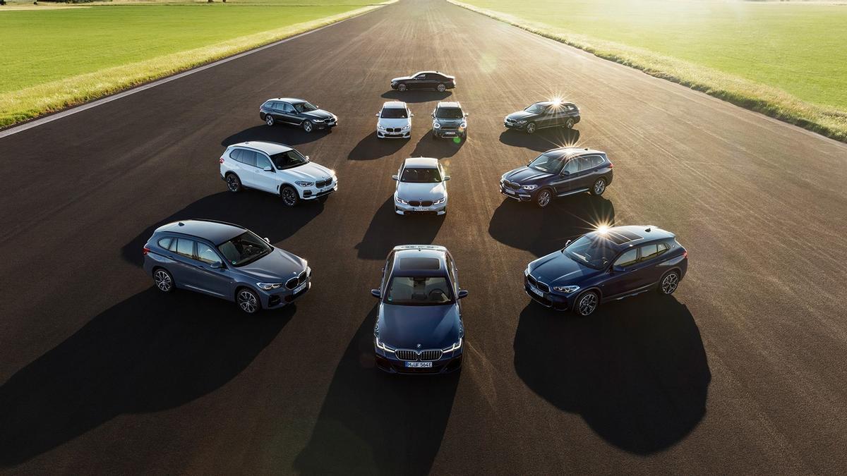 BMW recompensará a los conductores de sus híbridos por usar el modo eléctrico en la ciudad