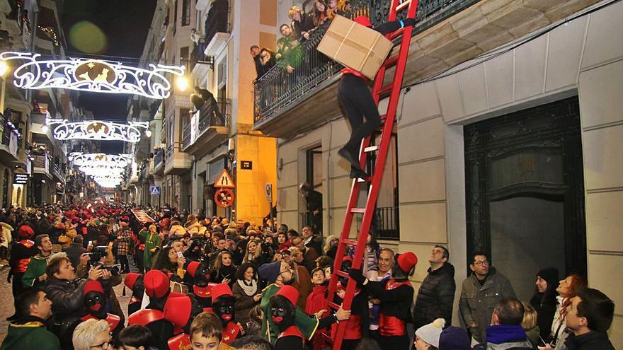 La Cabalgata de los Reyes Magos volverá a las calles de Alcoy en 2022