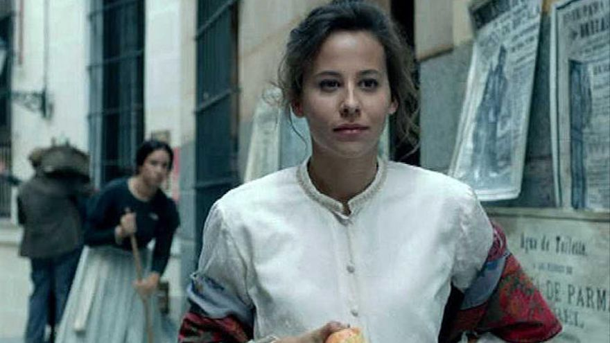 TVE estrena 'La princesa Paca', sobre el gran amor de Rubén Darío
