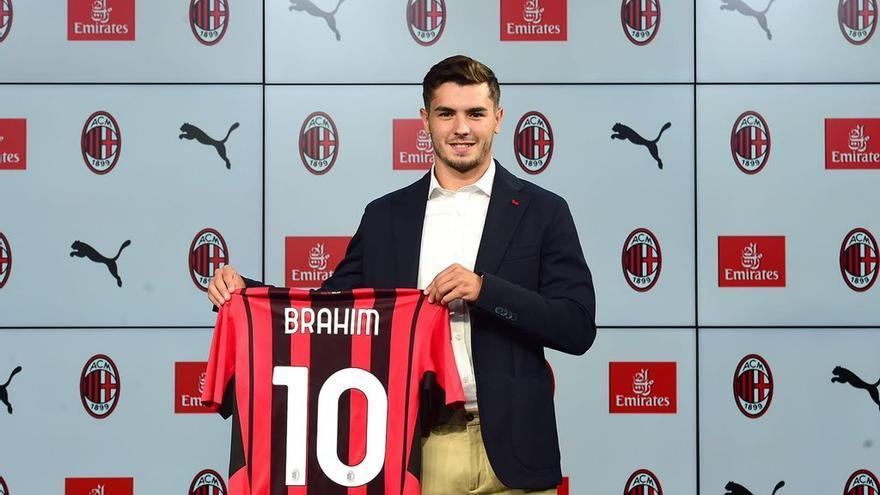 El Real Madrid cede a Brahim por dos años al Milán