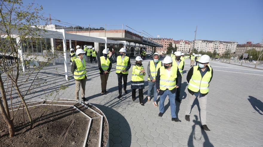 La Xunta destaca la estación intermodal de Pontevedra como ejemplo de su apuesta por la movilidad