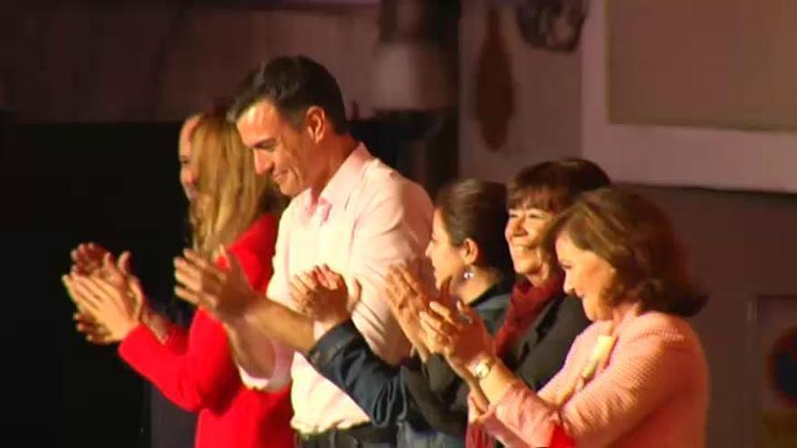 El PSOE ganaría en todas la comunidades salvo Navarra y Cantabria, según el CIS