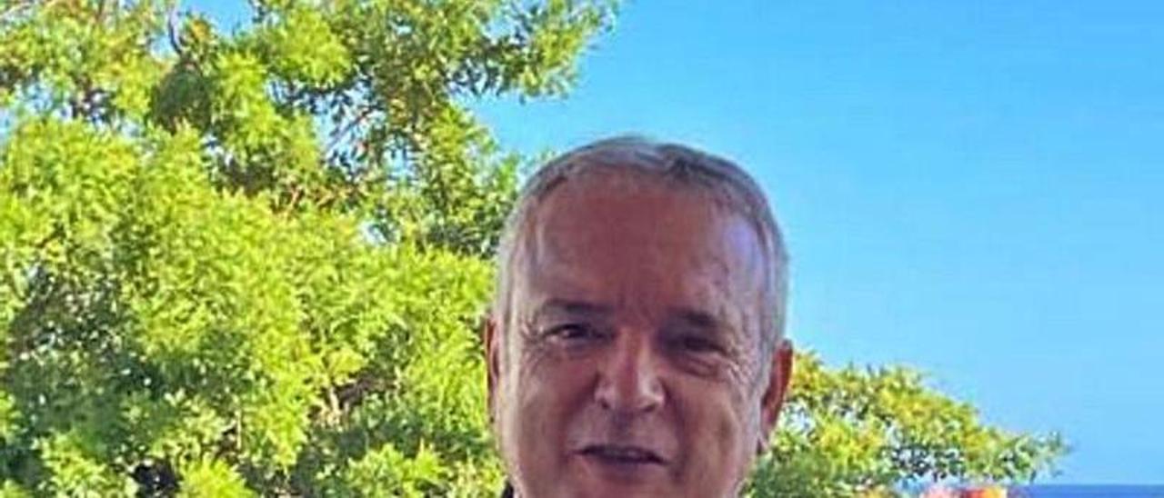 Francisco Ufano Polo, presidente del colectivo de empresarios de Antigua .