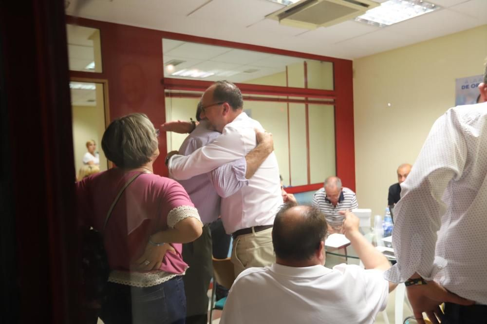 Elecciones municipales en Orihuela: El PP mantiene la primera posición