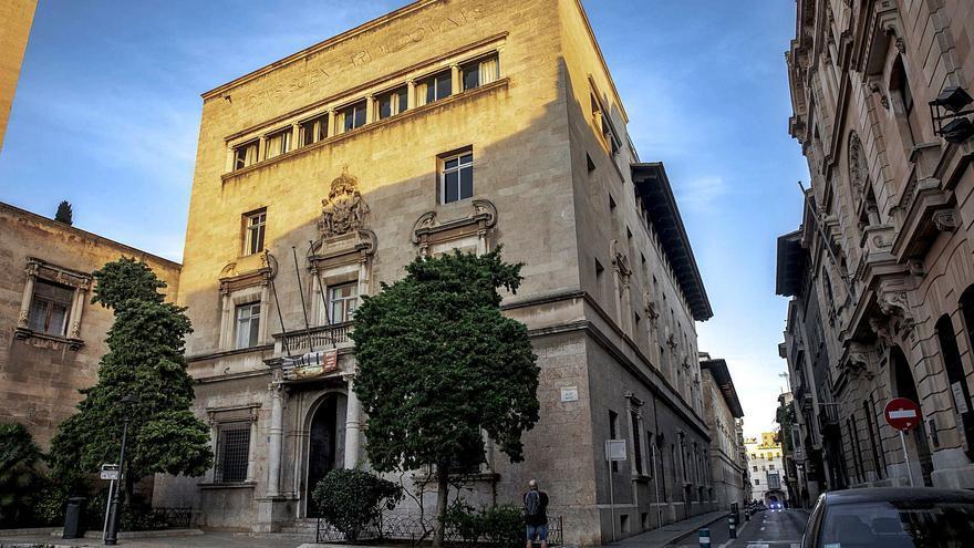 La Audiencia confirma la condena por amañar una plaza escolar en Sant Francesc