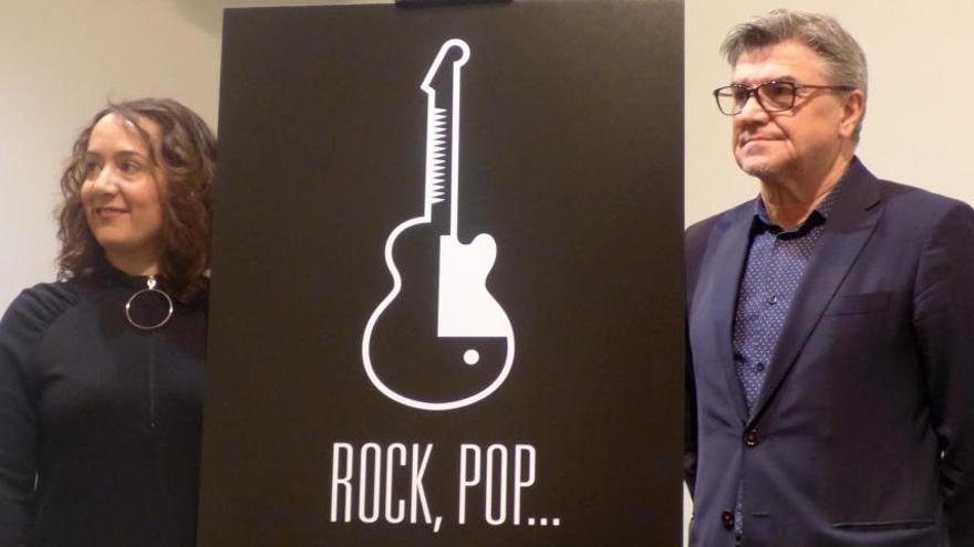 El Palau de la Música se llena de rock, pop y más ritmos actuales
