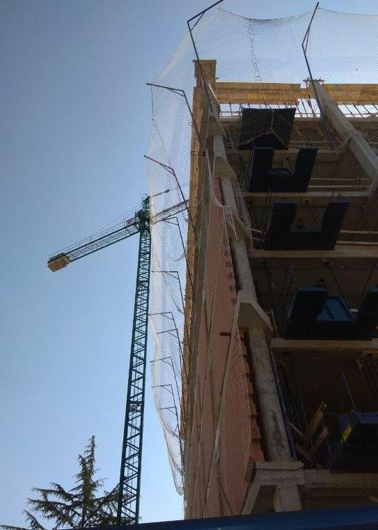 imágenes de obras y del sector de la construcción