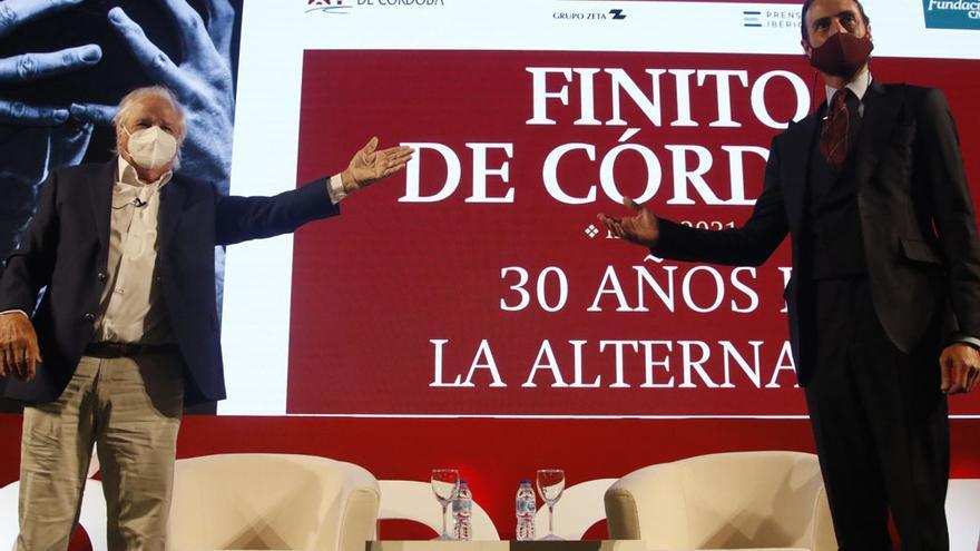 """Finito de Córdoba: """"La tauromaquia no atraviesa por su mejor momento pero se defenderá por sí misma"""""""