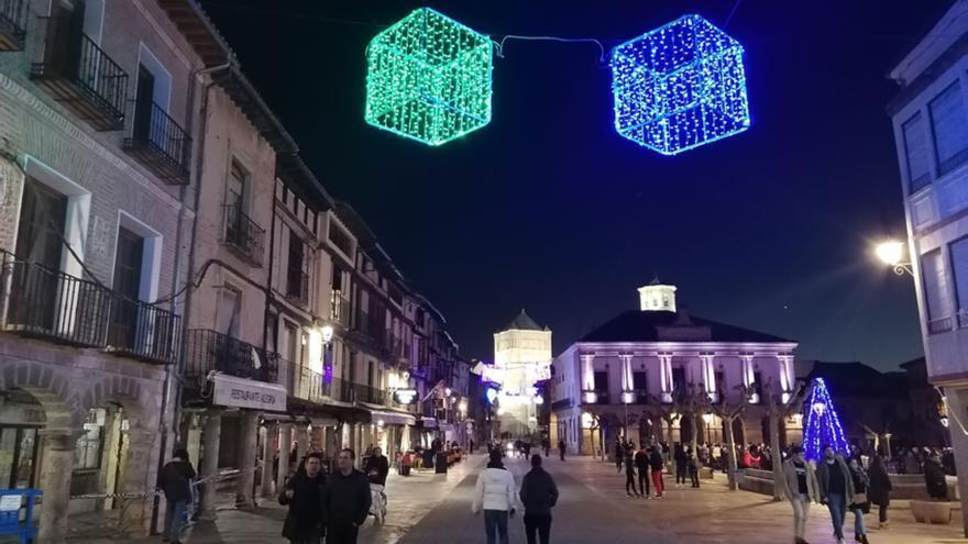 """""""Lagarada"""" retoma su actividad en Morales de Toro con un concurso de decoración navideña"""