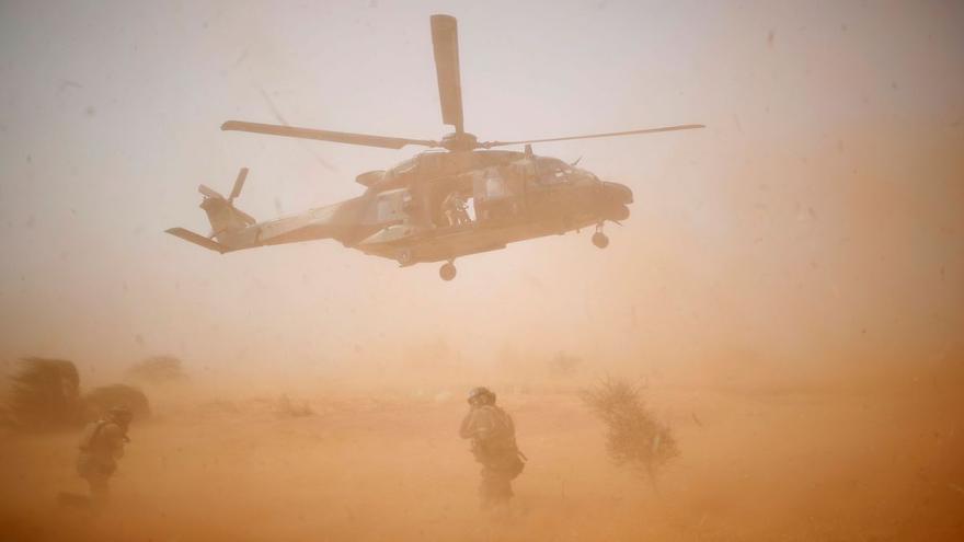 El fantasma de Afganistán planea sobre la intervención francesa en el Sahel