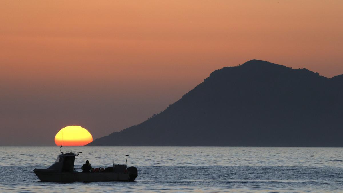 Embarcación de pesca.