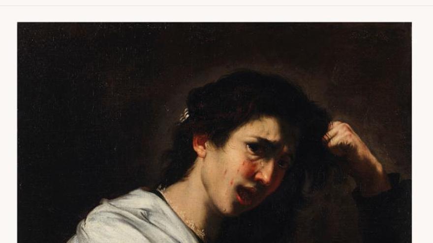 """Christie's desvela la identidad de la """"mujer violada"""" de José de Ribera"""