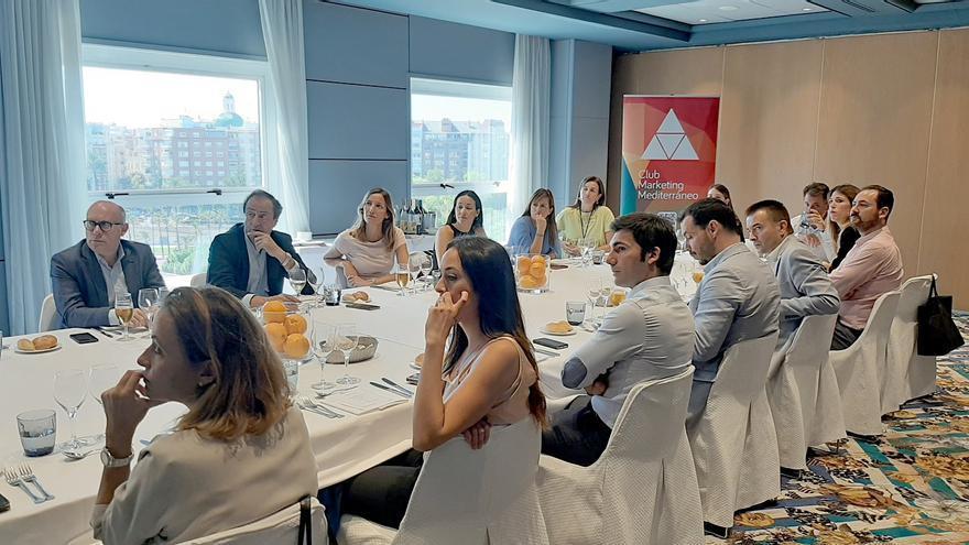Baleària se incorpora al Club de Marketing del Mediterráneo