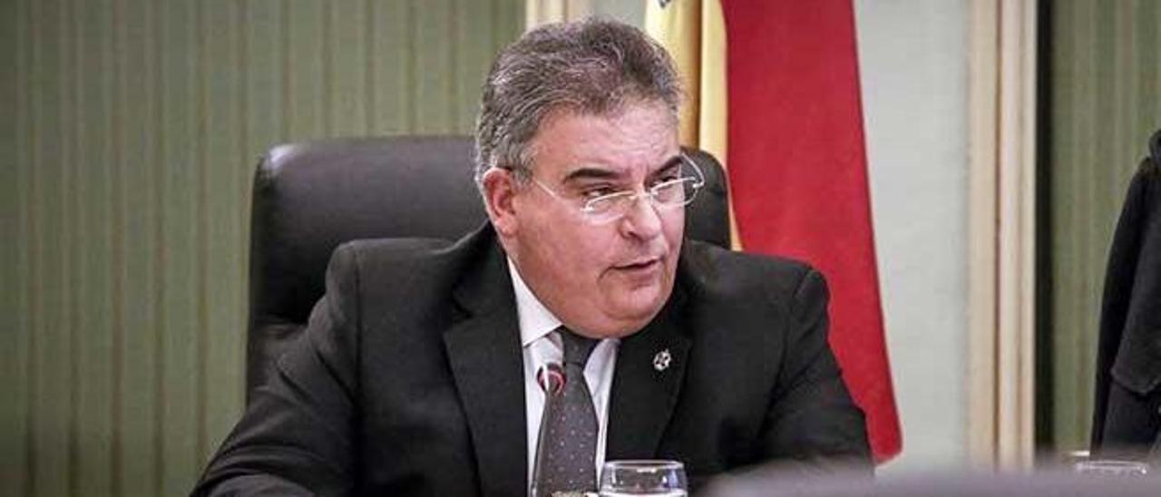 El fiscal Bartomeu Barceló.