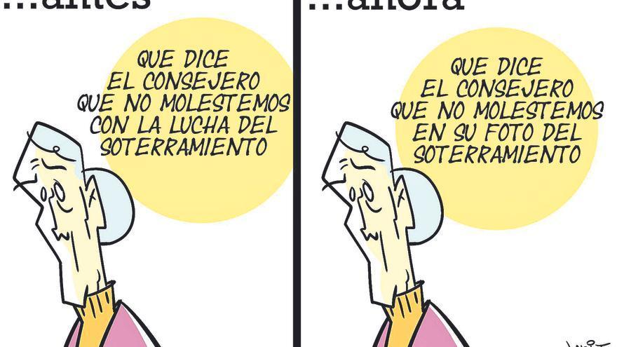 La Rendija de Sabiote (6/03/2021)