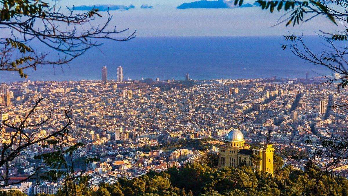Imatge d'arxiu de la ciutat de Barcelona