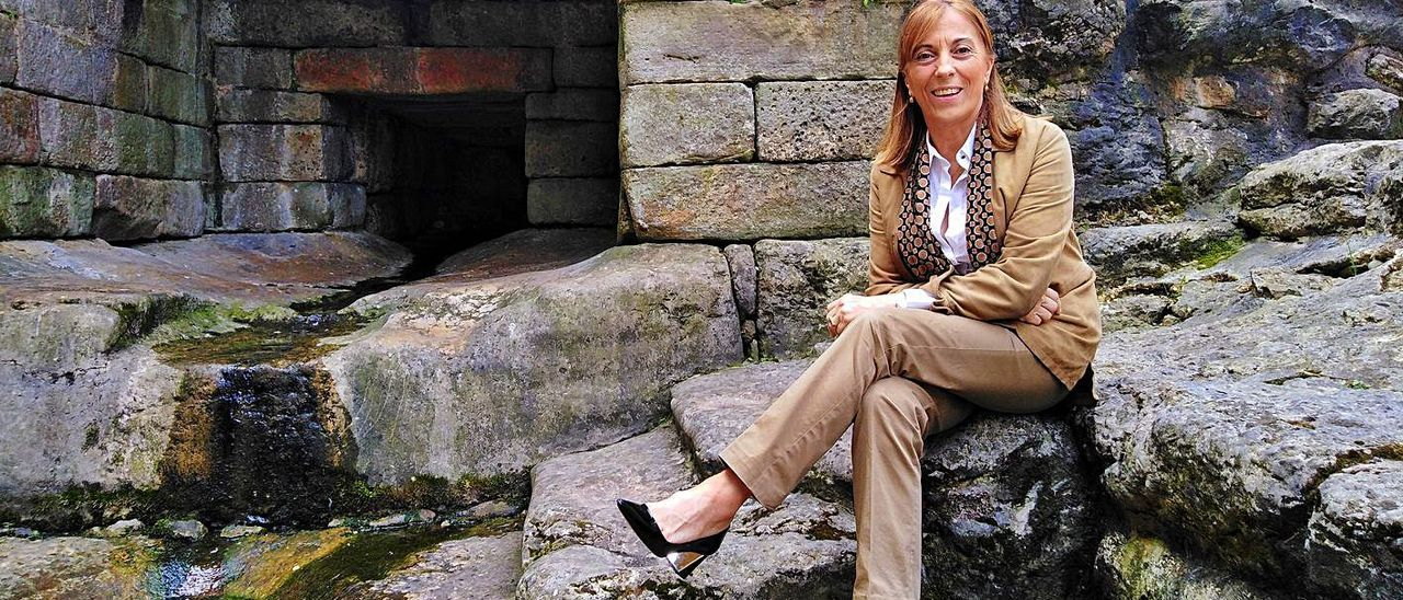 Casilda Sabín, presidenta de Plena Inclusión.