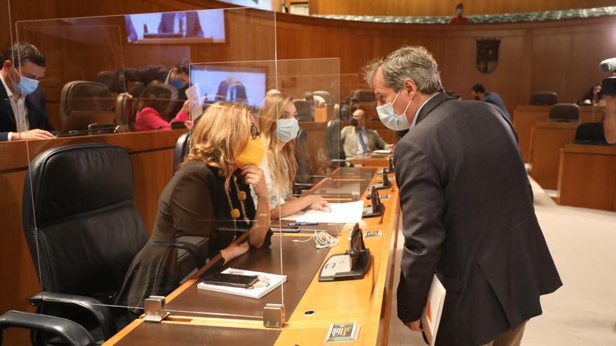 Las Cortes de Aragón aprueban dos proposiciones en contra de los indultos al 'procés'