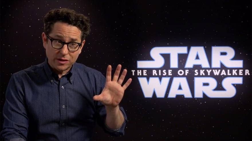 J.J. Abrams admite que en la última trilogía de Star Wars no existía un plan claro