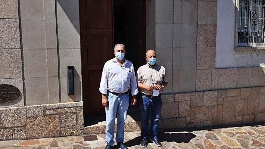 La Confederación del Miño-Sil mejora las depuradoras de Manzaneda y Bidueira