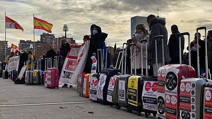 Las agencias de viaje de Zamora reclaman ayudas para evitar el cierre