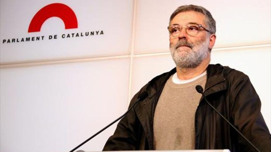 La CUP exige a ERC y Junts una legislatura de desobediencia