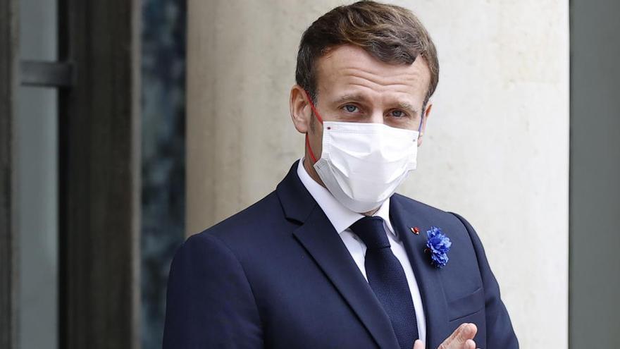 Macron pide a la UE más medidas para combatir el terrorismo islamista