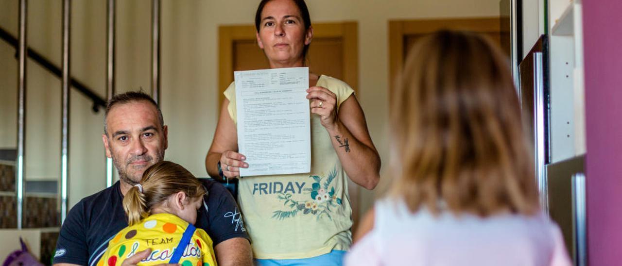Este diario ha podido hablar con la familia de la niña que ha sido diagnosticada con fiebre Q en La Vila.