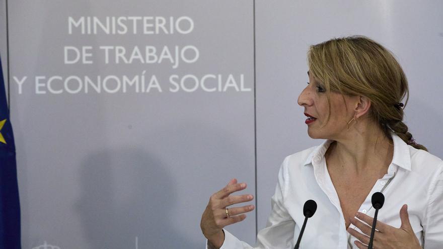 """Díaz dice que los datos de EPA """"vuelven a demostrar la eficacia de las medidas"""" del Gobierno"""