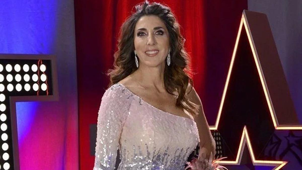 La actriz y presentadora, Paz Padilla.