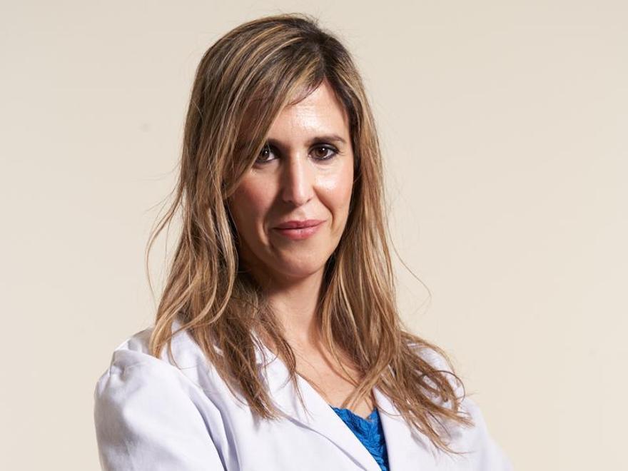 Doctora Paula Blanes, coordinadora de la Unidad de Angiología y Cirugía Vascular del Hospital IMED Valencia.