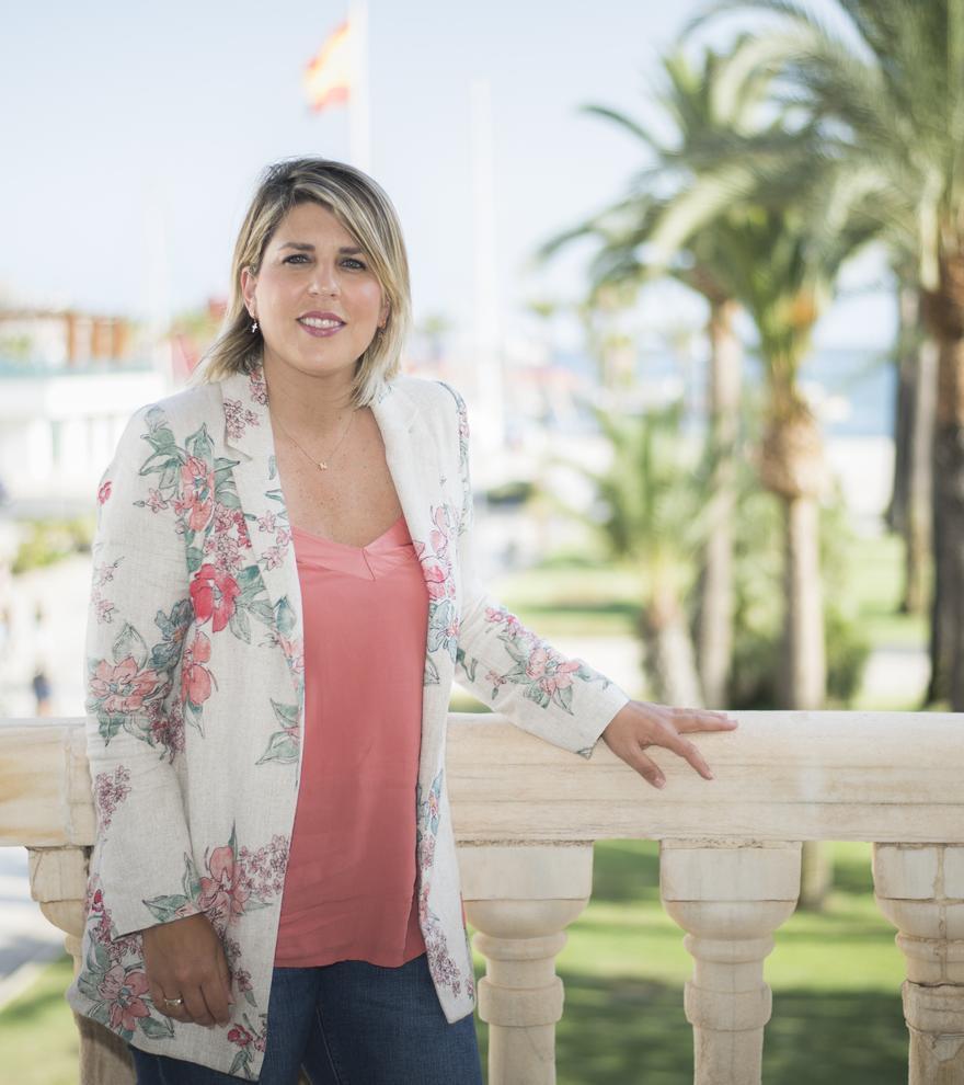 Noelia Arroyo: «Este año se inicia el camino hacia la recuperación de las fiestas»