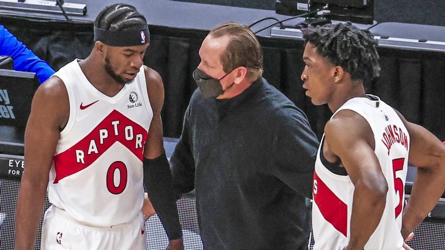 Jugadores de Toronto Raptors.