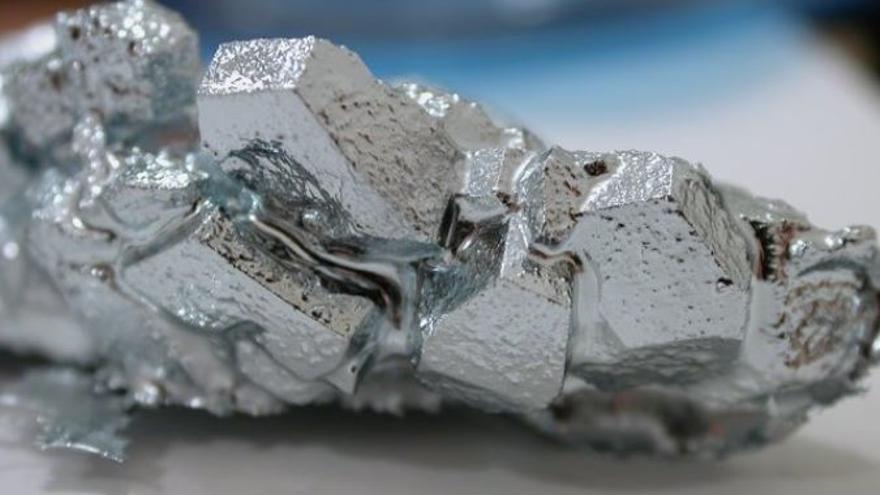 Descubren un metal líquido que permite captar CO2 y reciclarlo a bajo coste