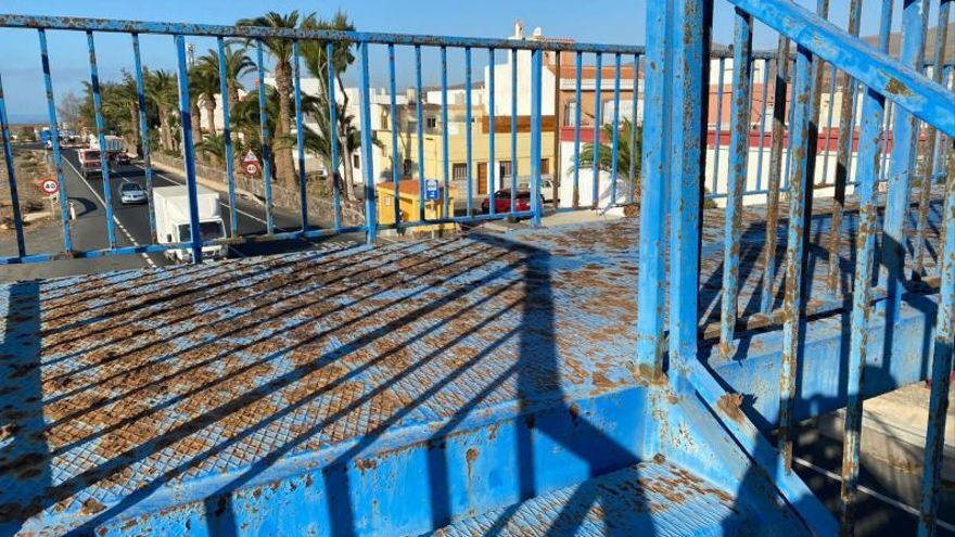 Juan Grande exige  la implicación municipal para impulsar el pueblo