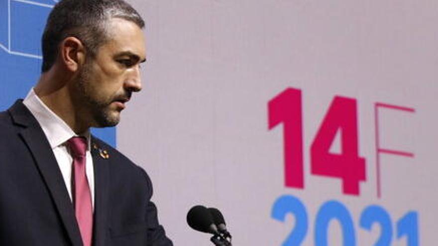 Solé exigeix per carta al govern espanyol que el sistema actual de vot exterior no segueixi «ni un dia més»