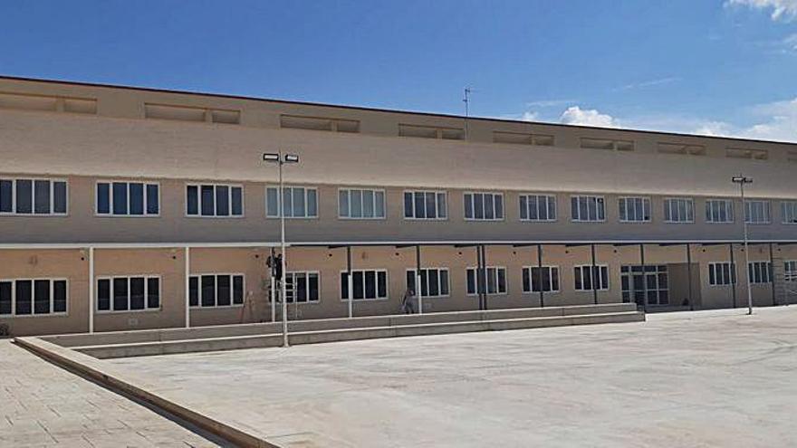 El instituto de Algímia abrirá sus puertas con cerca de 70 alumnos