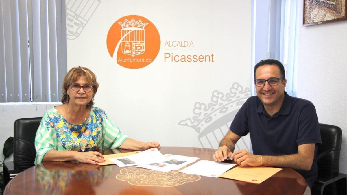 Picassent prioriza al peatón en la nueva aplicación del Plan de Movilidad
