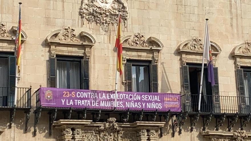 Alicante se suma al Día Internacional contra la Explotación Sexual