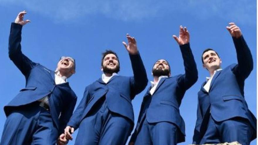 Metropolitan Union porta la música de Barbershop a Figueres