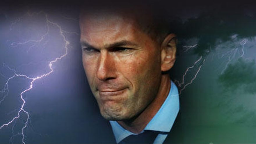 ¿Por qué se la juega Zidane en Mestalla?