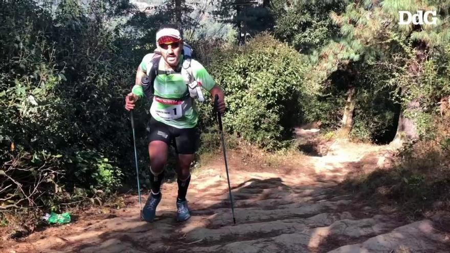 Sabies que el gironí Jordi Gamito ha guanyat l'Everest Trail Race?