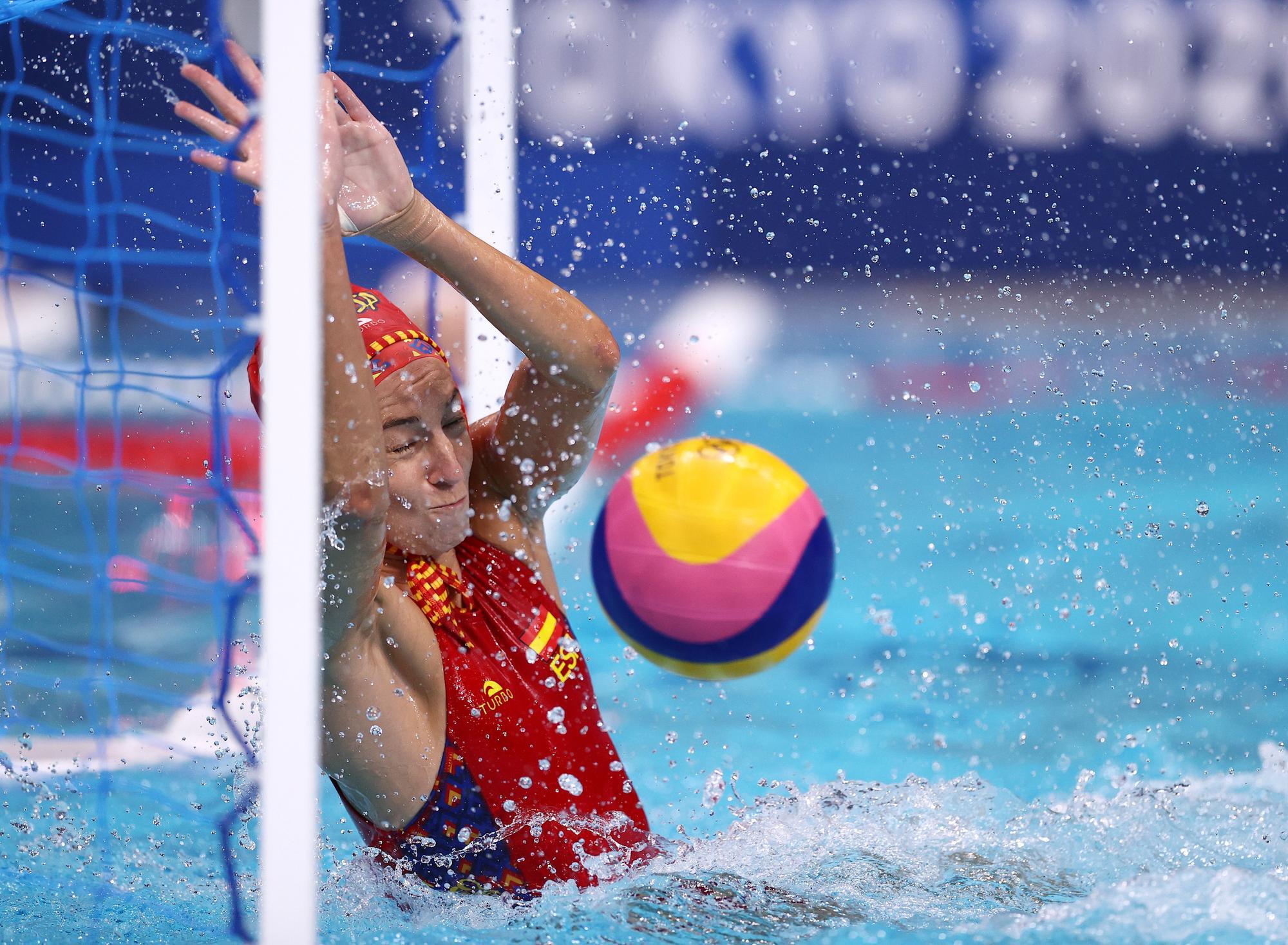 Final de waterpolo femenino de los Juegos Olímpicos de Tokio