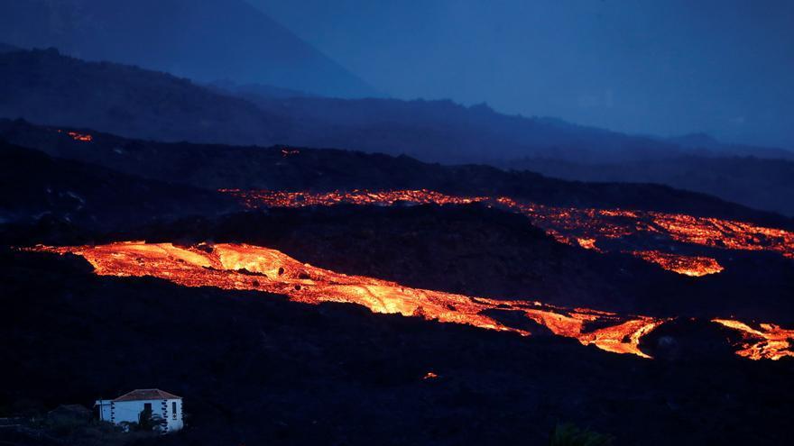 ¿Hasta cuándo y cuánto crecerá el volcán?