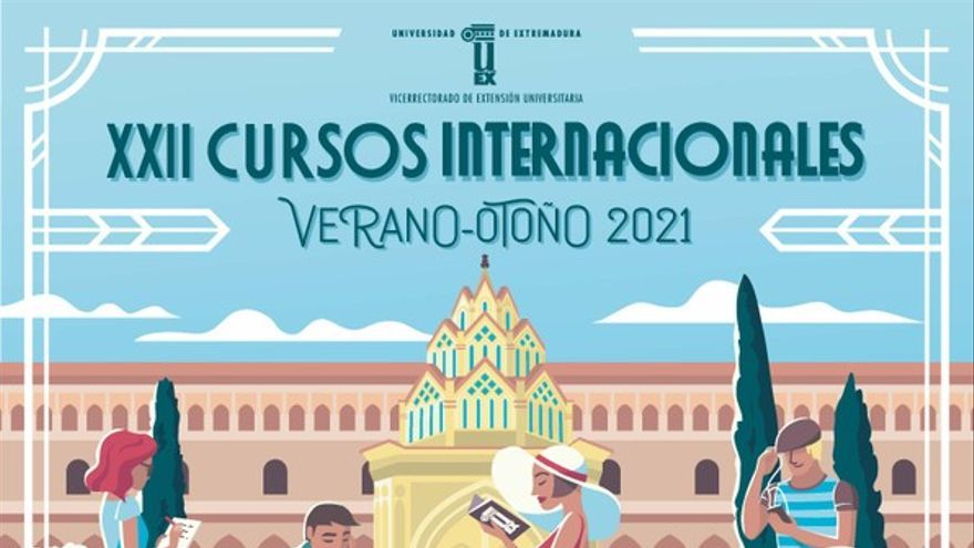 Continúan los Cursos Internacionales de la Universidad de Extremadura en septiembre y octubre