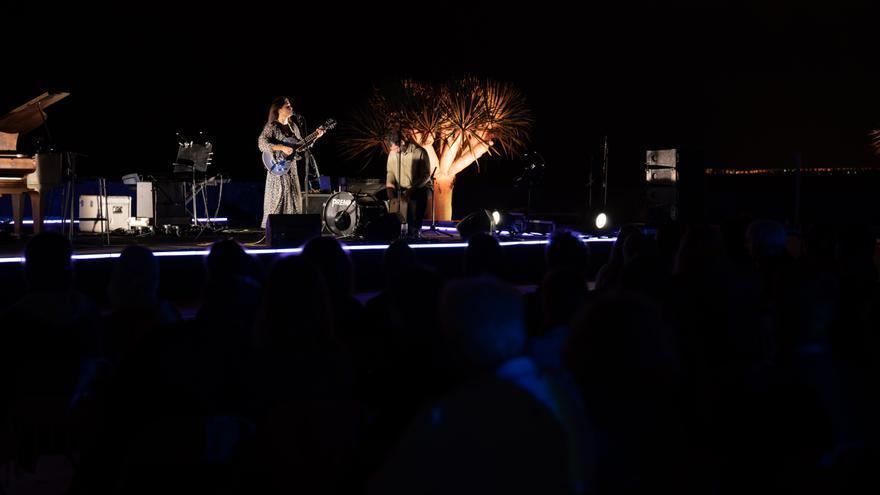 Arrecife recibe casi una semana después la autorización de Costas para celebrar los conciertos en el Islote de la Fermina